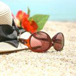 3種の紫外線と近赤外線の肌への影響