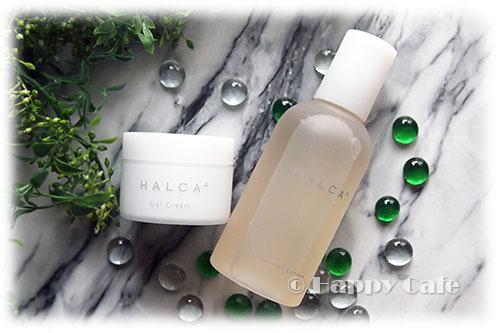 HALCA化粧水+クリーム