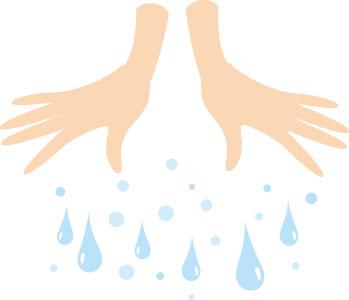 水分の蒸発を防ぐ