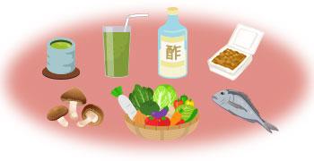 血管に良い食材